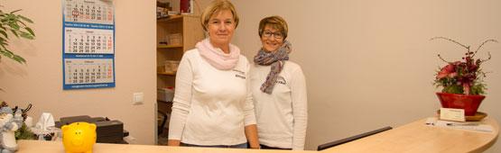 Das Team von Physiotherapie Roland Voigt