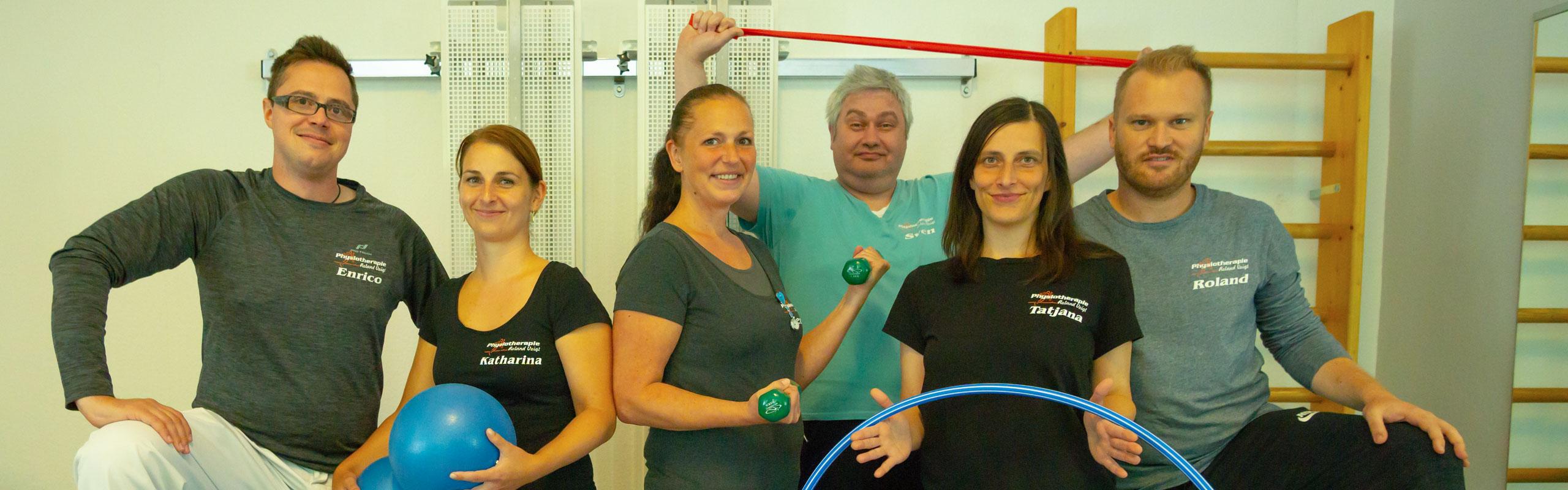 Willkommen - Physiotherapie Roland Voigt